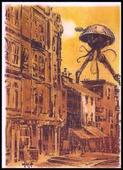 War of the Worlds H G Wells Hack Puzzle 2014