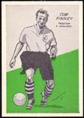 Football Tips (Famous Players) white card printing B 1958