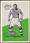 Football Tips (Famous Players) grey card printing B 1958