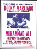 The Greatest Muhammad Ali Wild Card Ali v Marciano Computer Bout 1997