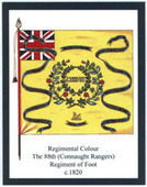 Infantry Regimental Colours The Connaught Rangers 2010