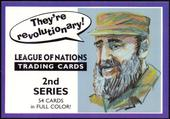 League of Nations 2nd Series Advert Card 1990