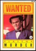 Dick Tracy The Movie Stickers 1990
