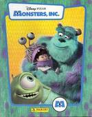 Monsters Inc Disney Pixar 2002 Empty Sticker Special Album for set of 180