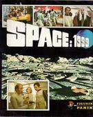 Space 1999 (TV Series) 1978 Empty Sticker Album for set of 400