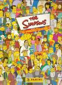 The Simpsons The Springfield Collection III 2001 Empty Sticker Special Album for set of 180