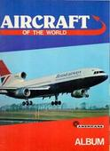 Aircraft of the World 1979 Empty Sticker Album for set of 247