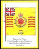 Infantry Regimental Colours The Lancashire Fusiliers 2nd Series 2011
