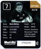 All Blacks Code Black (Rugby Union) 2013