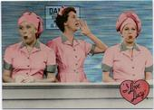 I Love Lucy 50th Anniversary Classic Memories Sub Set 2001
