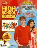 High School Musical 2 New Special Edition (Disney) 2007 Empty Sticker Special Album for set of 180