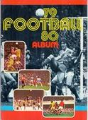 Football 79/80 1979 Empty Sticker Special Album for set of 528