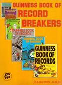 Guinness Book of Record Breakers 1978 Empty Sticker Special Album for set of 300