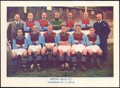 Searchlight on Famous Teams (2 different Aston Villa and Blackpool F C from the set of 37) 1938