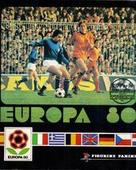 Europa 80 (Football) 1980 Empty Sticker Special Album for set of 262