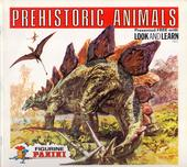 Prehistoric Animals (Special Edition presented with Look and Learn magazine) 1977 Empty Sticker Special Album for set of 360