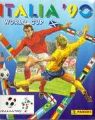 Italia 90 World Cup Football 1990 Empty Sticker Special Album for set of 448