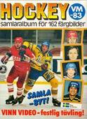 Hockey 83 1983 Empty Sticker Special Album for set of 162