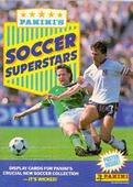 Soccer Superstars 1988 Empty Sticker Special Album for set of 96