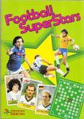 Football Superstars c1984 Empty Sticker Special Album for set of 72