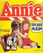 Annie 1982 Empty Sticker Special Album for set of 120