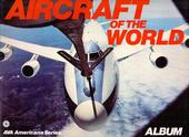 Aircraft of the World Series 2 1980 Empty Sticker Special Album for set of 270