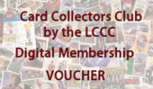 Card Collectors Club 12 Months Digital Membership Voucher