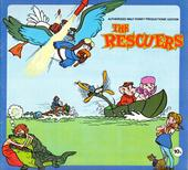 The Rescuers 1977 Empty Sticker Special Album for set of 300