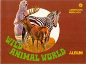 Wild Animal World c1975 Empty Sticker Special Album for set of 288