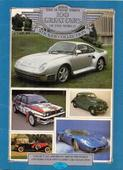 100 Great Cars of the World 1990 Empty Sticker Special Album for set of 100