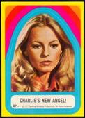 Charlies Angels 3rd Series Stickers 1977