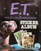 E T The Extra Terrestrial 1982 Empty Sticker Special Album for set of 120