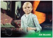 Joe 90 Silver (TV Series) Silver Foil Sub Set 2017
