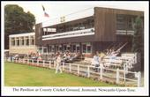 Durham County Cricket Club Pavilions 1992 (Postcards)