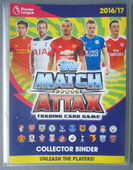 Match Attax 2016/17 The Empty Special Album 2016