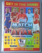 Match Attax 2014/15 The Empty Special Album 2014