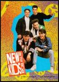 New Kids on the Block 2nd Series Stickers (Numbered 12 to 22) 1990