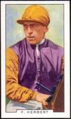 Famous Jockeys (Mauve text Nos 1 to 24 complete) 1936