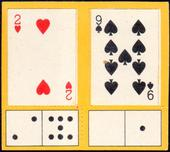Playing Cards and Dominoes 1929 (unnumbered)
