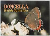 British Butterflies Doncella Issue 1984 Special Album