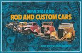 New Zealand Rod and Custom Cars Special Album 1979