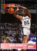 Basketball 1994/5 David Robinson Hoops Preview Card 1994