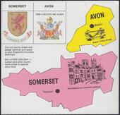 English Counties 1986