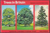 Trees in Britain Re-issue Special Album (Glossy cover with price and printers credit)