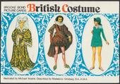 British Costume Re Special Album (Without price with printers credit)