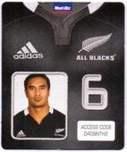 All Blacks Access (Rugby Union) 2012