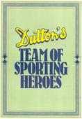 Teram of Sporting Heroes Special Album 1980