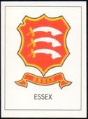 Famous Cricket Crests 1992 (cards trimmed)