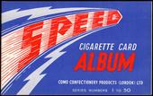 Speed Combined Special Album for 1st and 2nd Series 1962