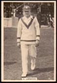Famous Test Cricketers 1928